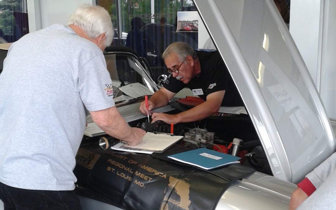 Corvette Club of Ontario Fall 2015 Tech Session