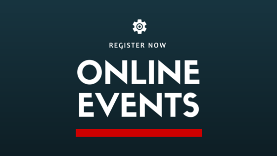 Online Registration for Events