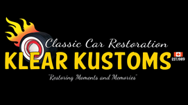 Klear Kustoms Classic Car Restoration
