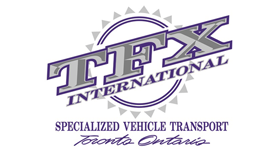 TFX International - Specialized Vehicle Transport - Toronto Ontario